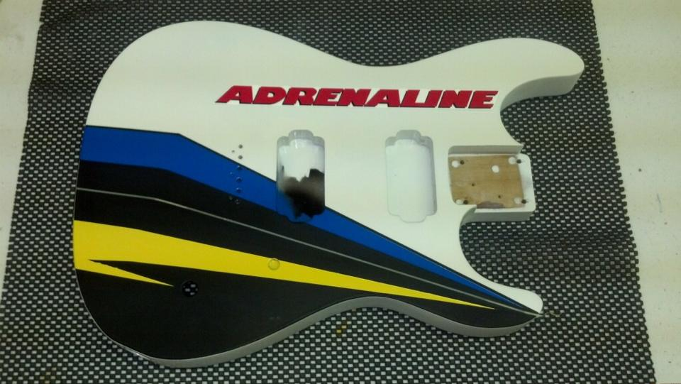 Adrenaline Guitar